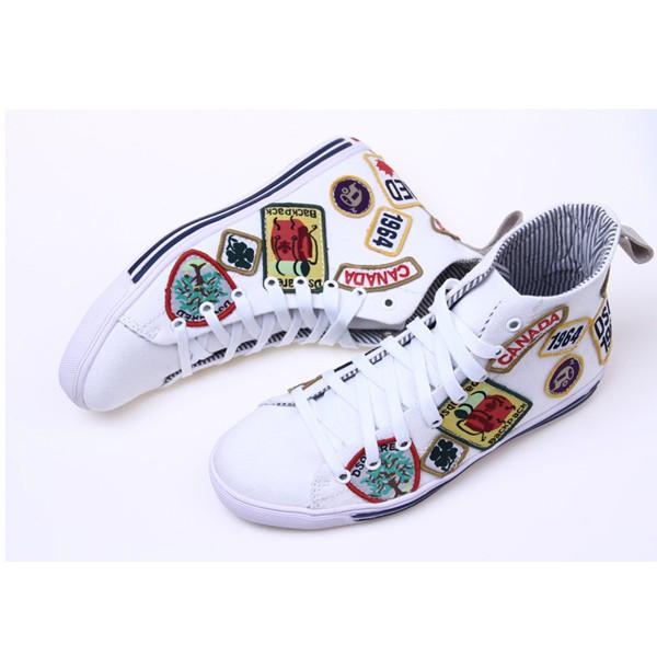 Модная обувь осеньзима 2008-2009 сапоги выше колен
