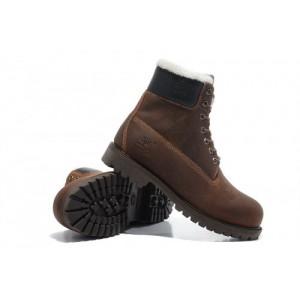 Мужские Зимние ботинки Timberland .