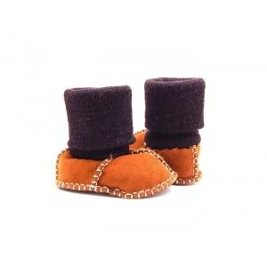 Сапожки Baby Little Ones - Chestnut/Chocolate.