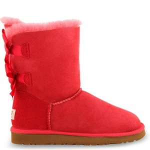 Bailey Bow Red,