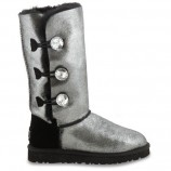 UGG Bailey Button Triplet Glitter ,